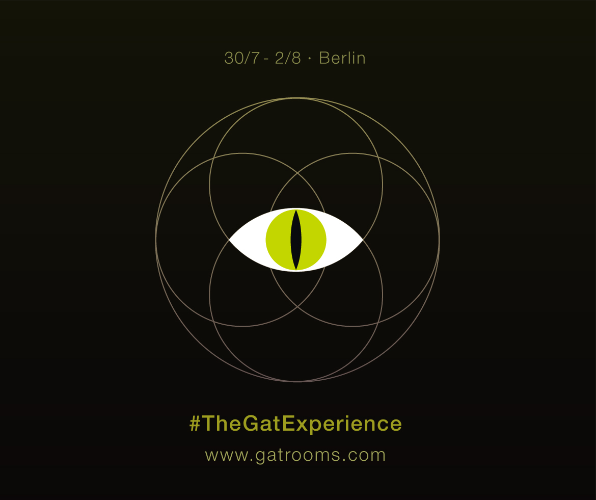 #TheGatExperience arrives at Berlin!