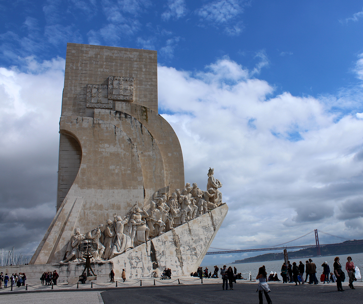 Where is… Monumento aos Descobrimentos?