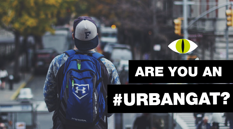 Are you an #UrbanGat?