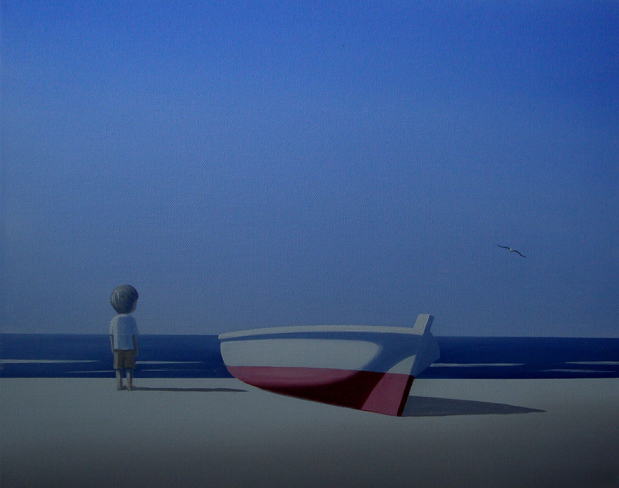 """The synthesis/La síntesis"" by Daniel Bayardi"