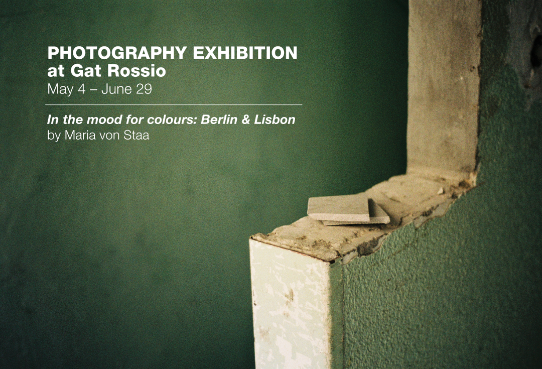 In the mood for colours – Berlin & Lisbon